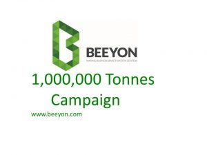 Feburary 2018 : 1,000,000 Tonnes (Carbon Reduction) Campaign