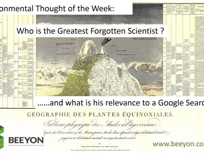 Who is the Greatest Forgotten Scientist?