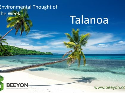 Environmental  Thought of the Week : Talanoa